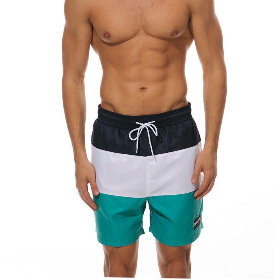 808f1dd505 Pocket White Striped Quick Dry swimwear for Men for sale in Jamaica ...