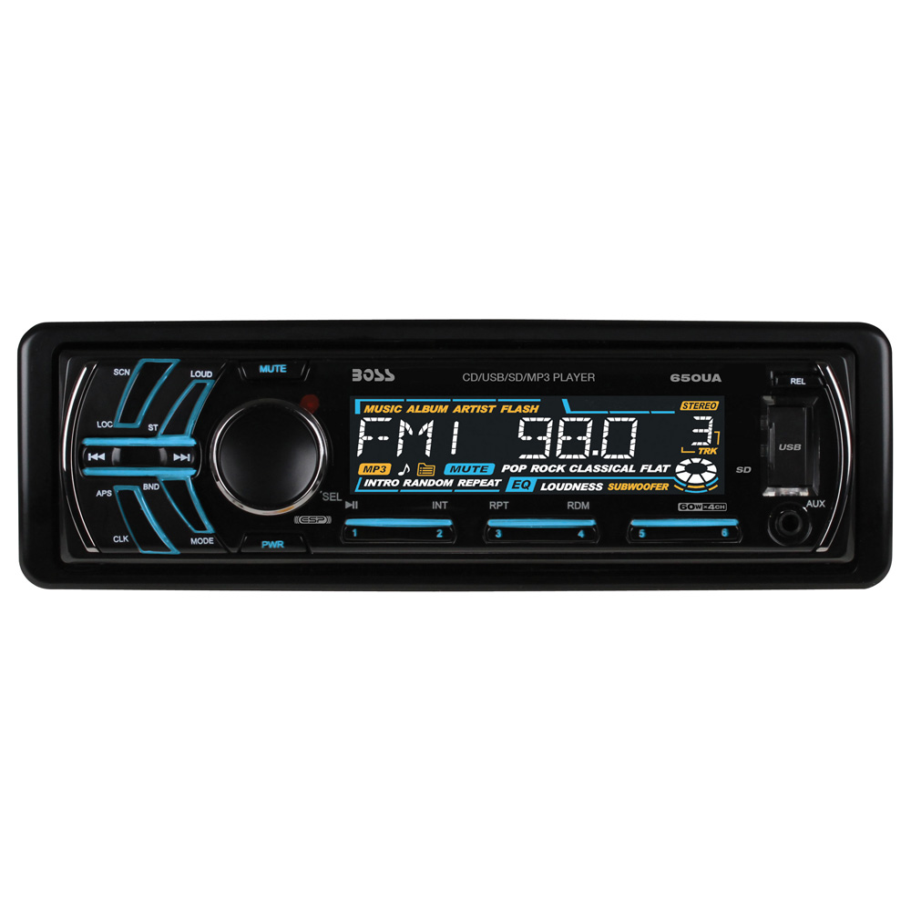 Boss Audio 650UA Car Stereo