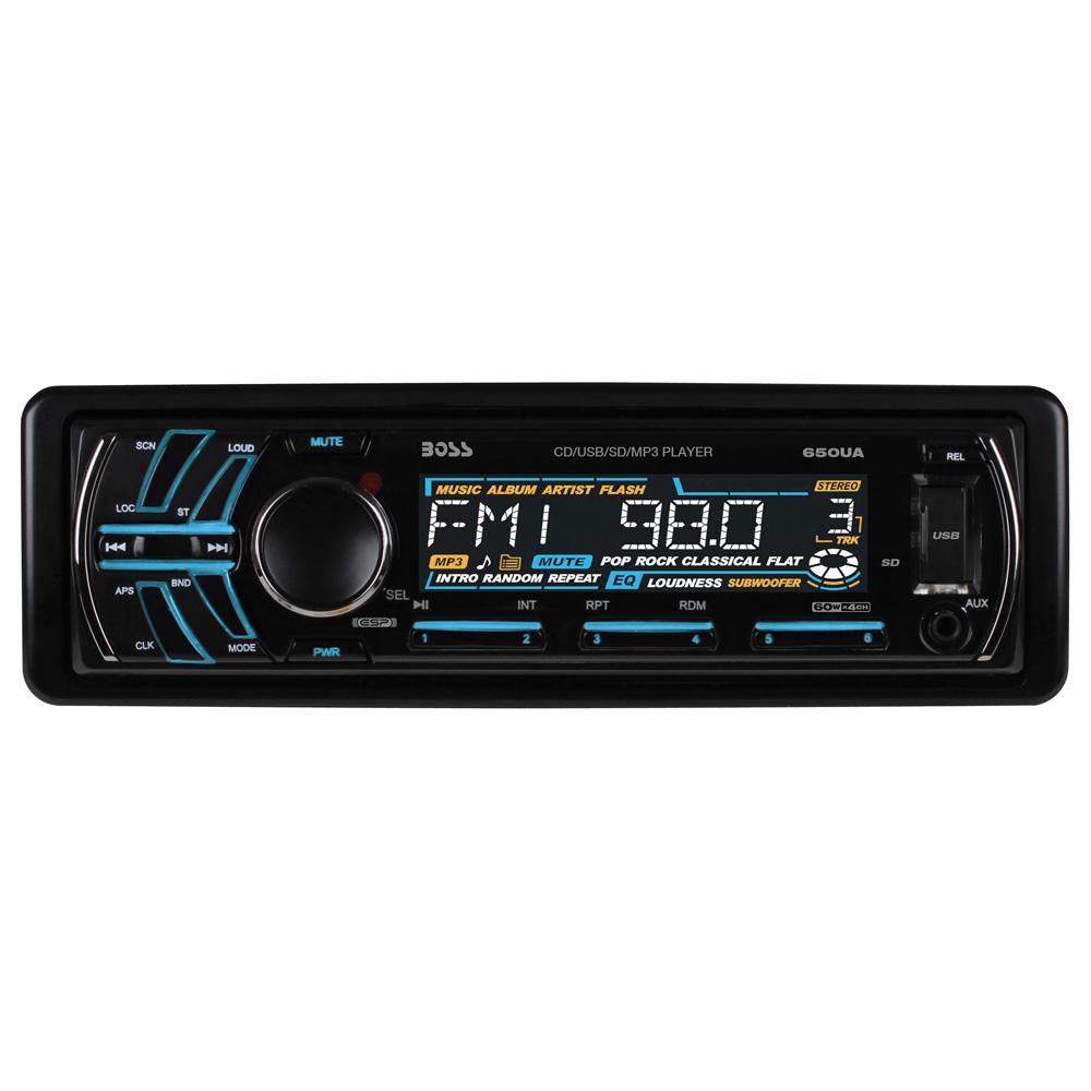 Boss Audio 650UA Car Stereo