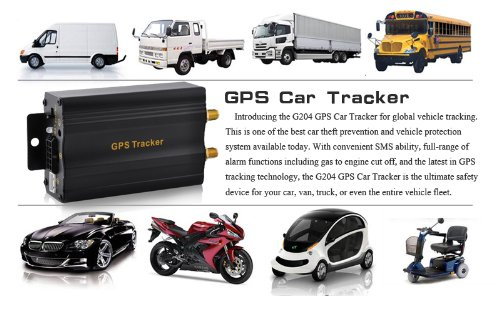 Vehicle Tracking Device Gps Monitoring System 103a For Sale In