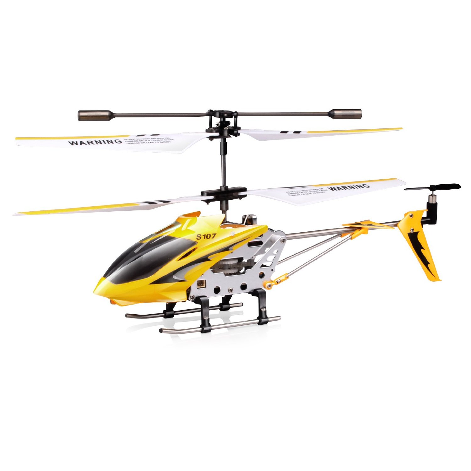 Syma S107/S107G 3.5 Channel R/C Helicopter with Gyro for ...