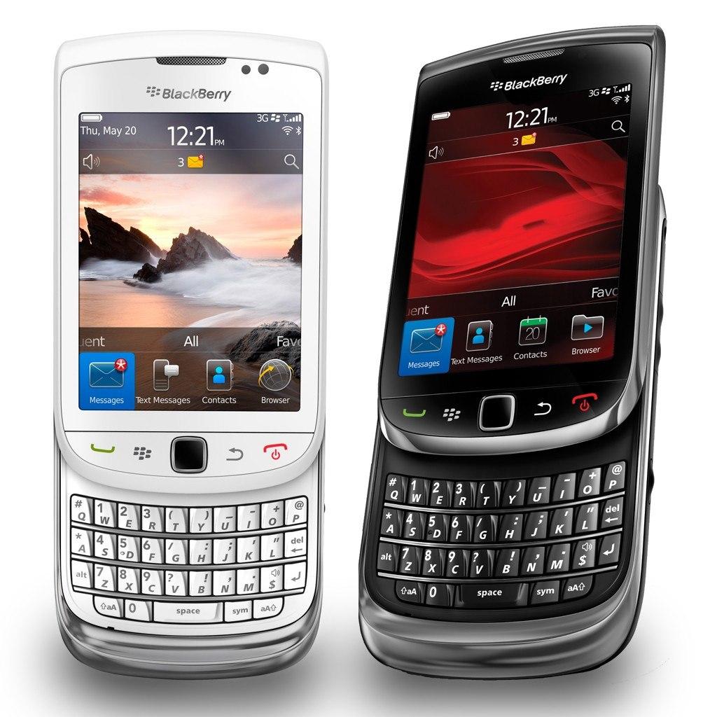 For blackberry