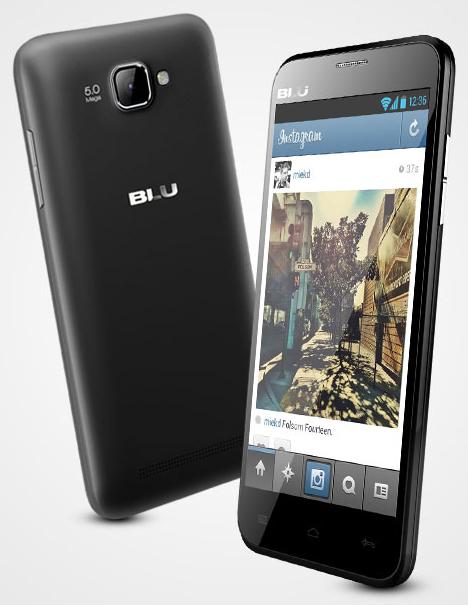 Blu Dash 5 0 Dual Sim Phone For Sale In Jamaica Jadeals Com