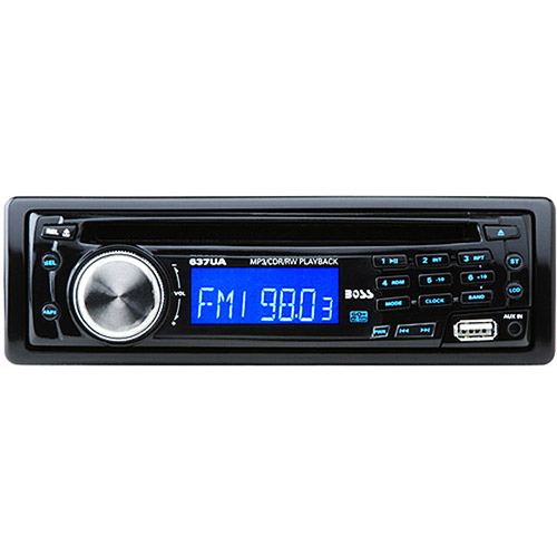 boss audio cd usb mp3 player 637ua for sale in jamaica. Black Bedroom Furniture Sets. Home Design Ideas