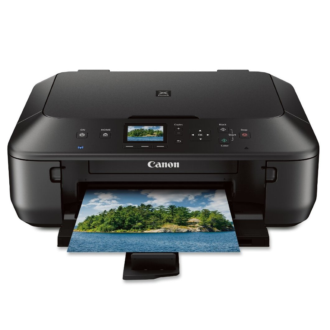 canon pixma mg5520 wireless all in one color photo printer with scanner copier and auto duplex. Black Bedroom Furniture Sets. Home Design Ideas
