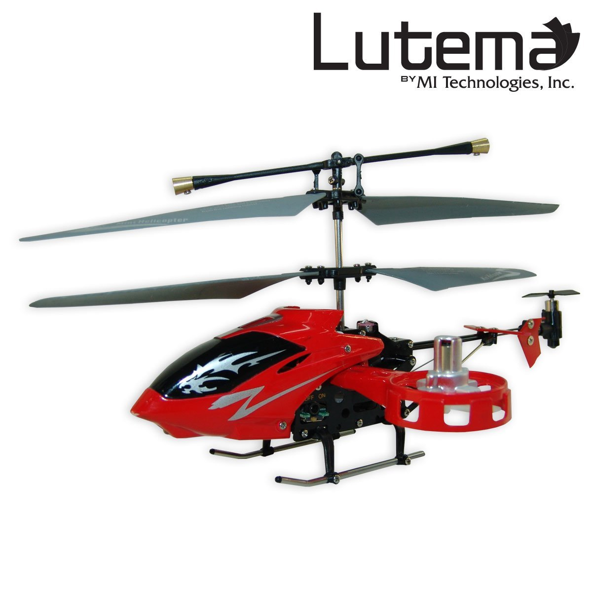 Lutema Avatar Hovercraft 4CH Remote Control Helicopter for ...