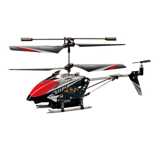 Syma s107c 3 channel rc helicopter with gyro and spycam for Helicoptere syma