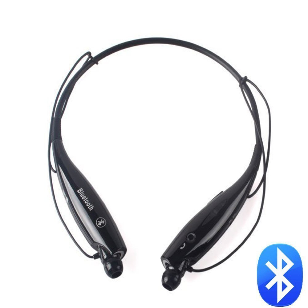 83a4108779e Universal Neckband Style Bluetooth Stereo Headset Earphone Headphone with  Vibration HV-800 for sale in Jamaica | JAdeals.com
