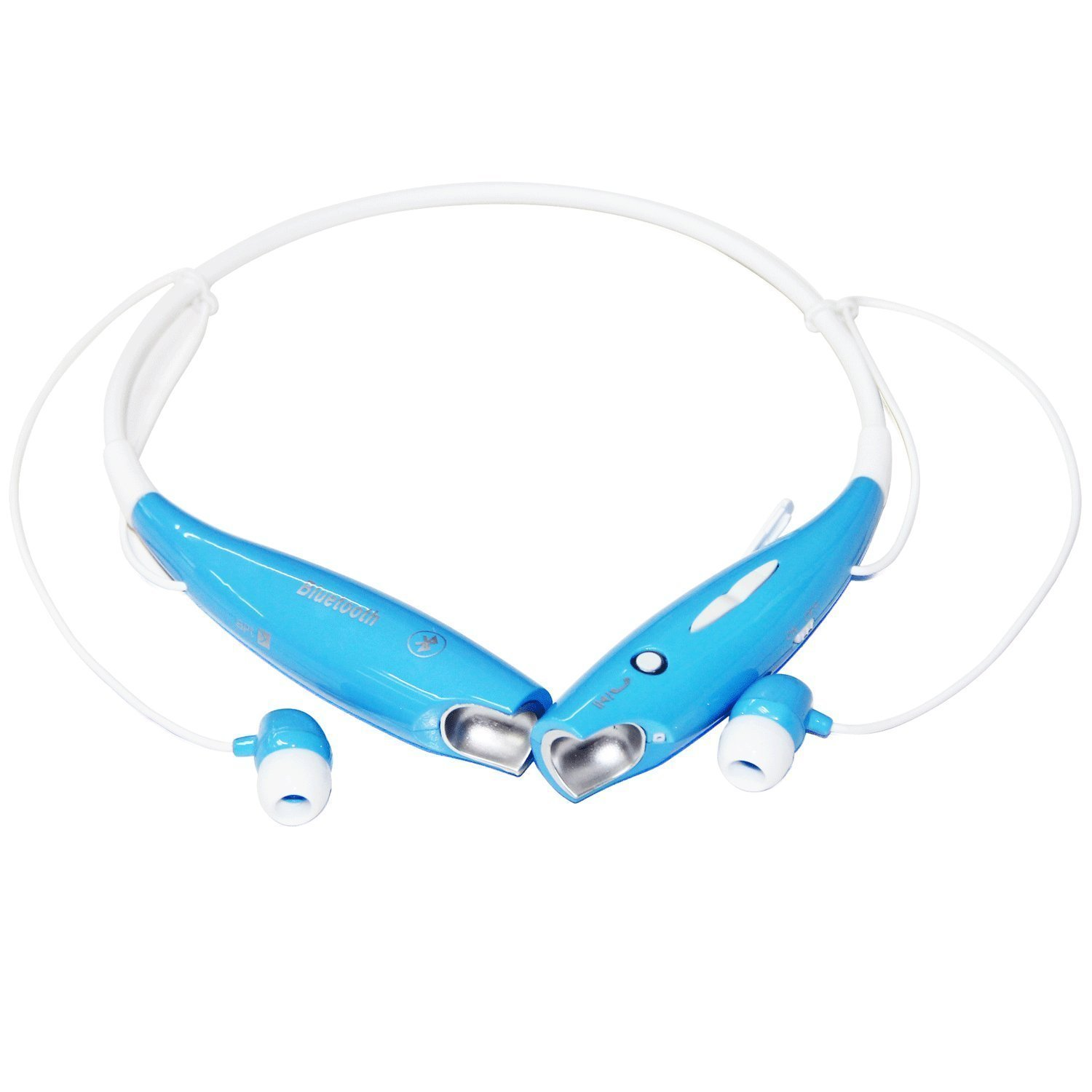 3b99f81caf5 Universal Neckband Style Bluetooth Stereo Headset Earphone Headphone with  Vibration HV-800