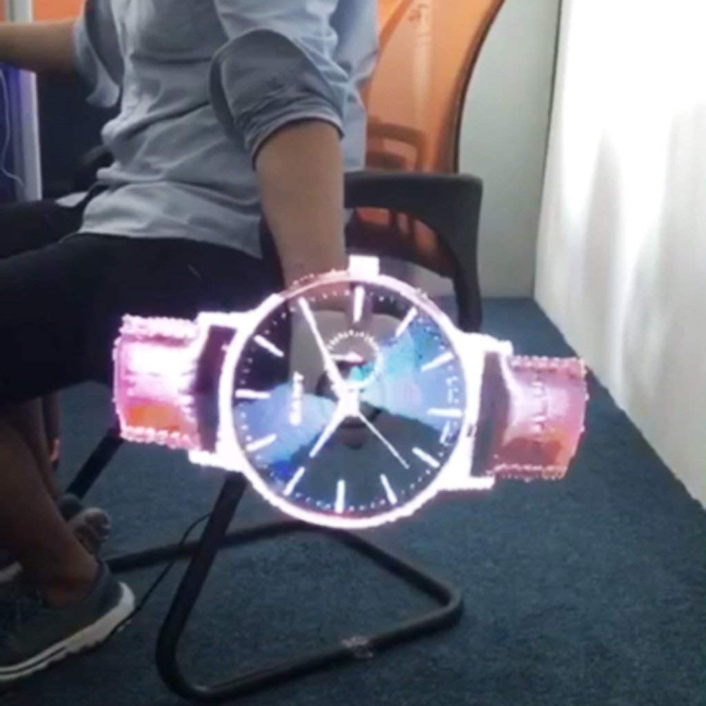 3D Holographic Display LED Fan