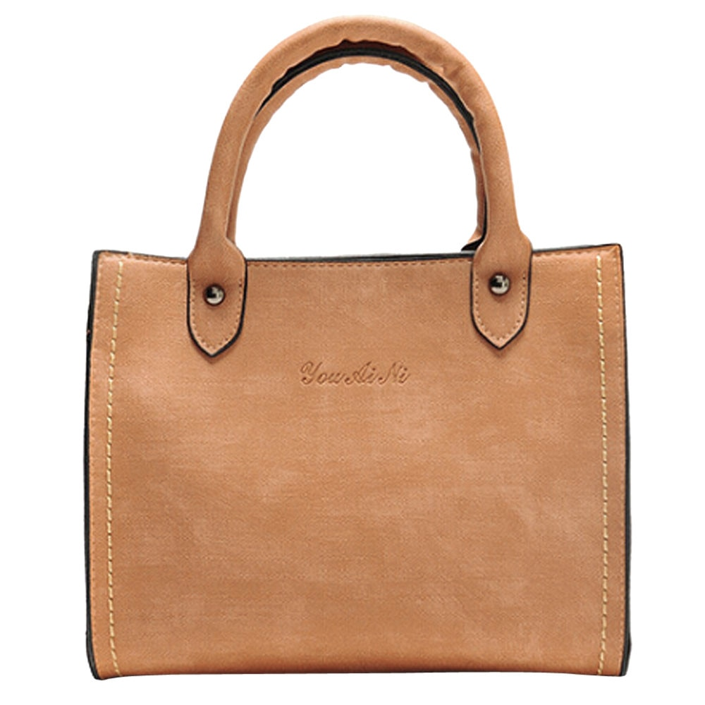 Ladies Hand Held Leather One Shoulder Tote Crossbody Bag for sale in ... 322a304c3a49e