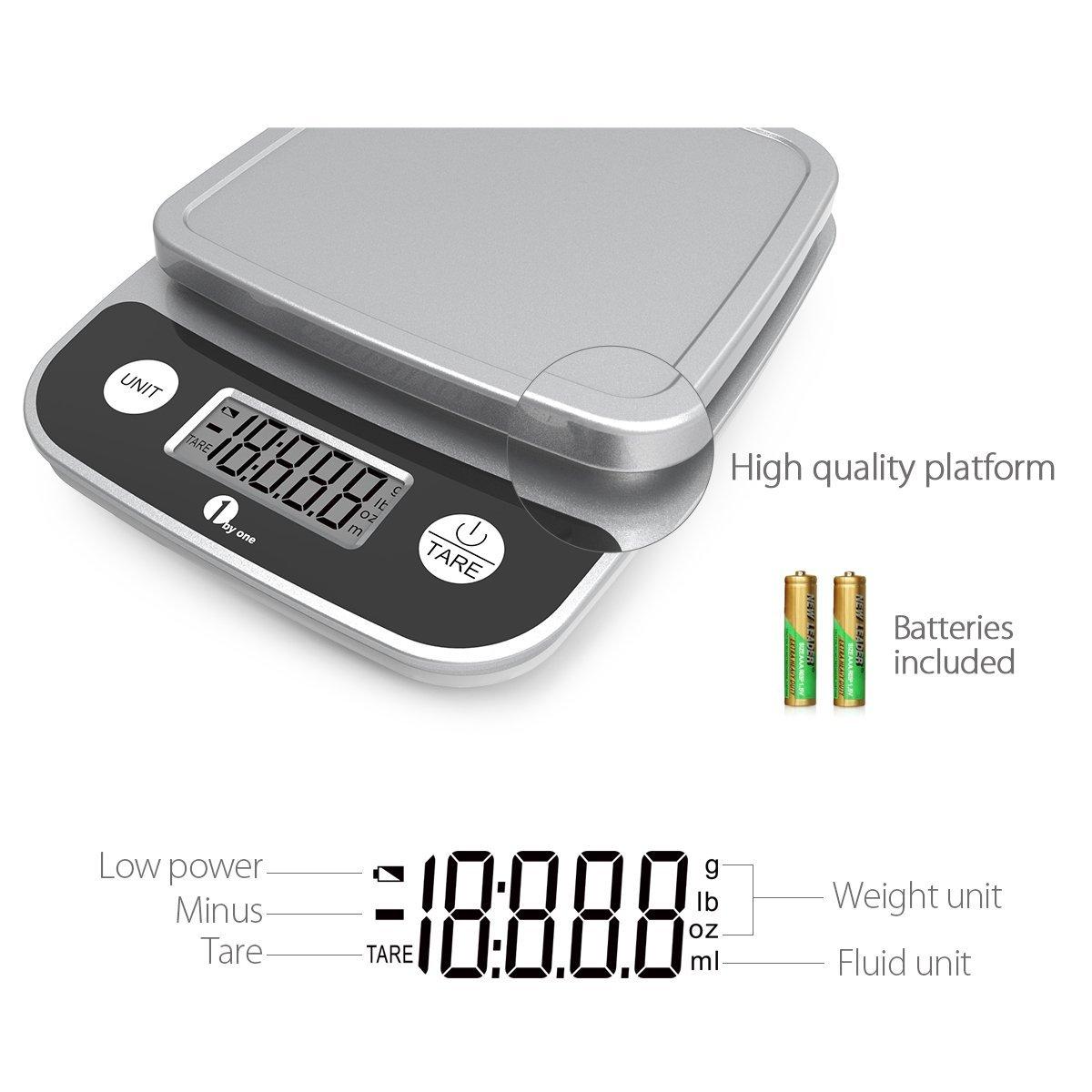 Byone Digital Kitchen Scale Review