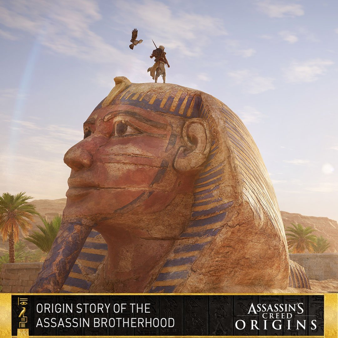 Assassin's Creed Origins - PlayStation 4 PS4 for sale in ...