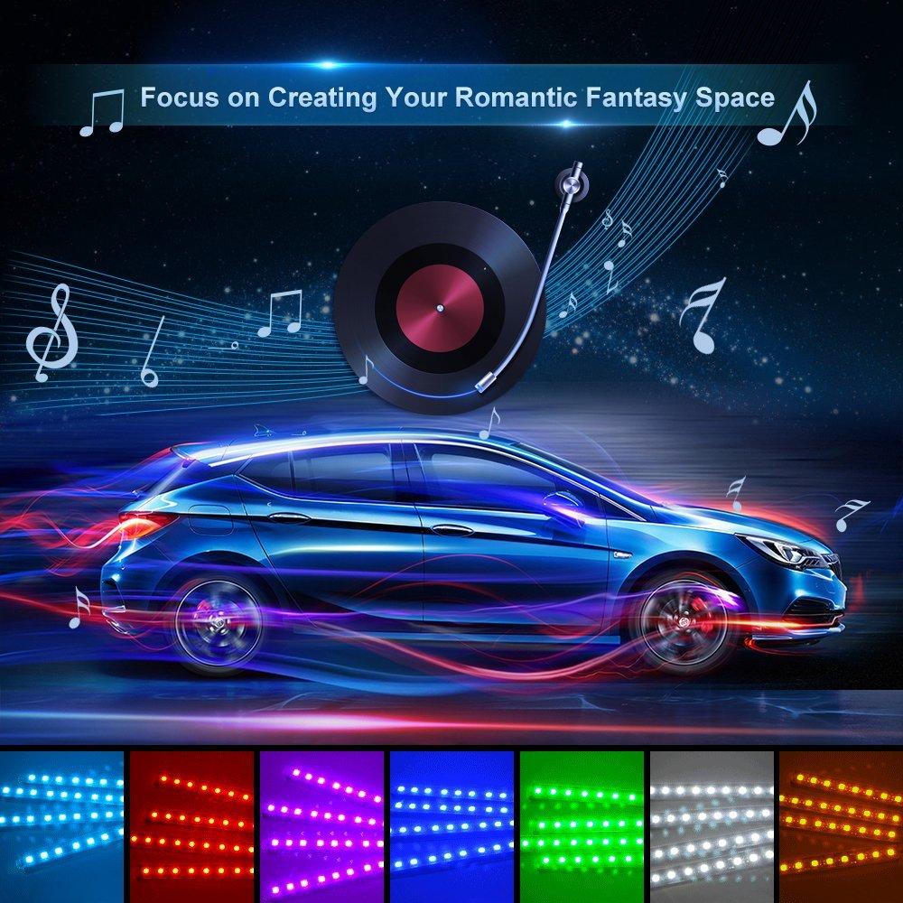 Car Led Strip Lights For Sale In Jamaica Jadeals Com