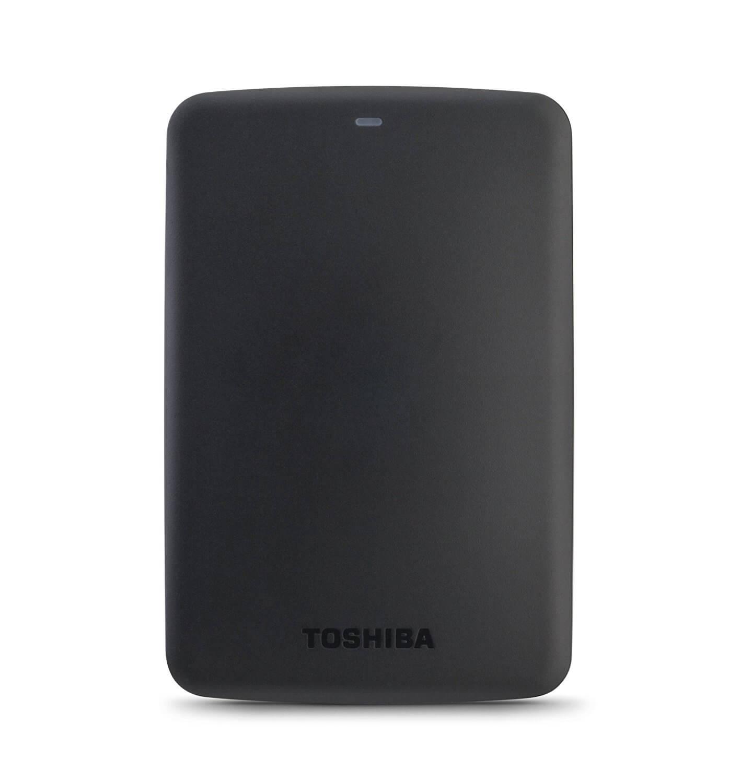 Toshiba Canvio Basics 1TB Portable Hard Drive For Sale In