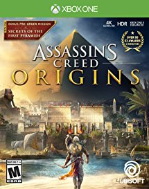 Assassin's Creed Origins - Xbox One 1 for sale in Jamaica ...