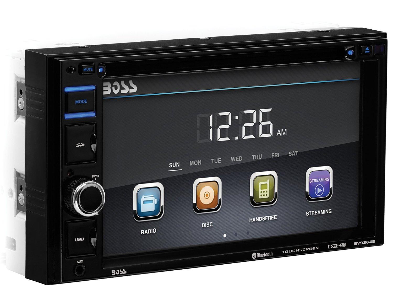 Boss Audio Bv9973 Wiring Harness Solutions Bv9976b Diagram Bv9364b Double Din 6 2 Inch Touchscreen Dvd Player