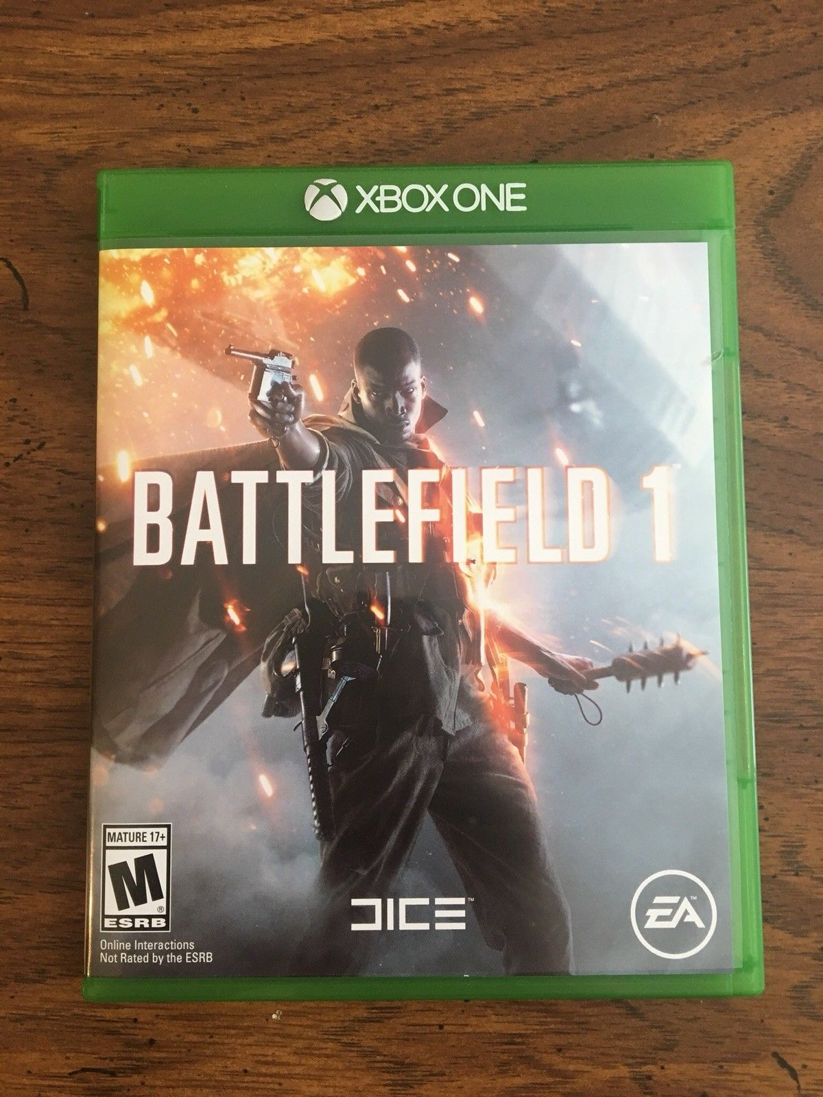 Battlefield 1 Microsoft Xbox One for sale in Jamaica ...