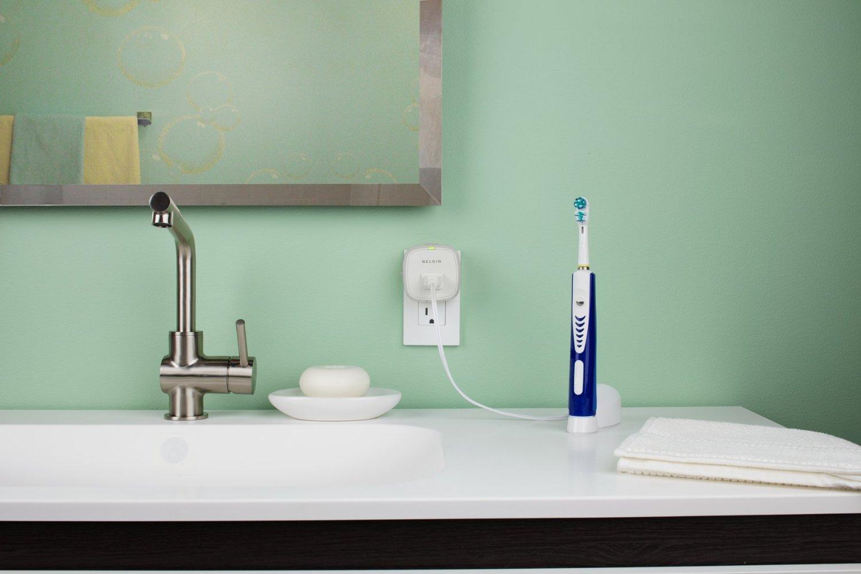 Belkin Conserve Socket Energy Saving Outlet With Timer
