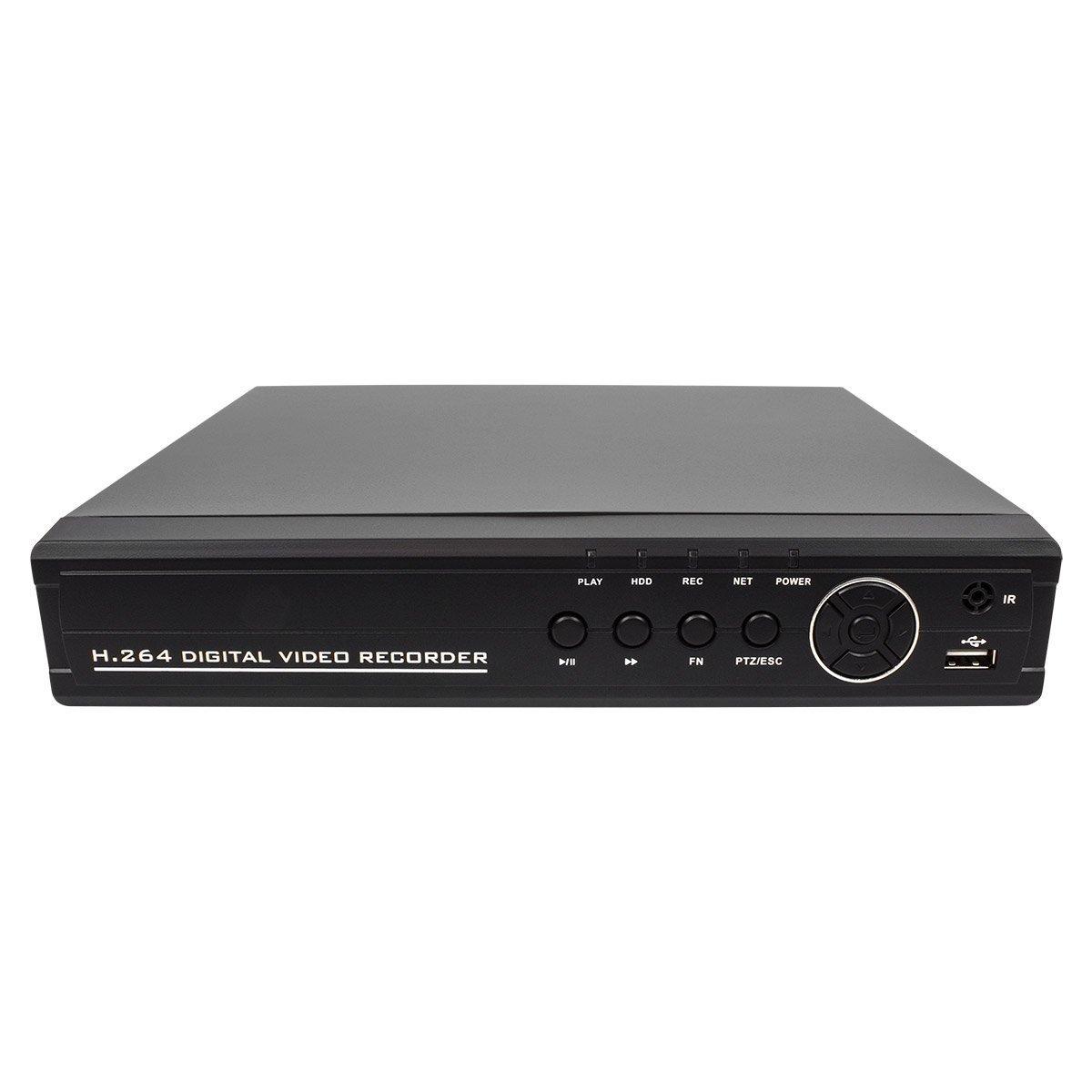 Home Security Camera System Surveillance Dvr