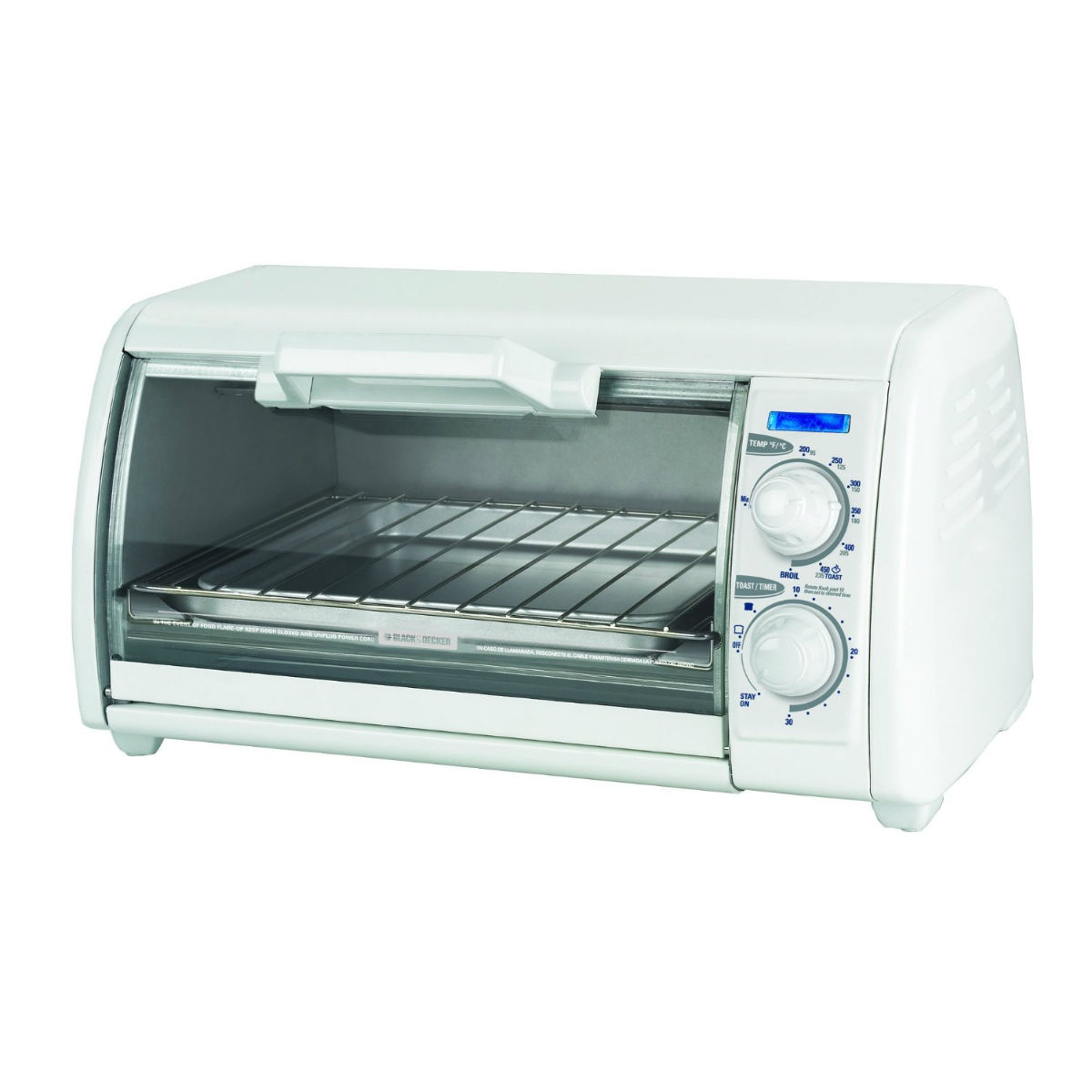 Black Amp Decker Toaster Oven Tro420 For Sale In Jamaica