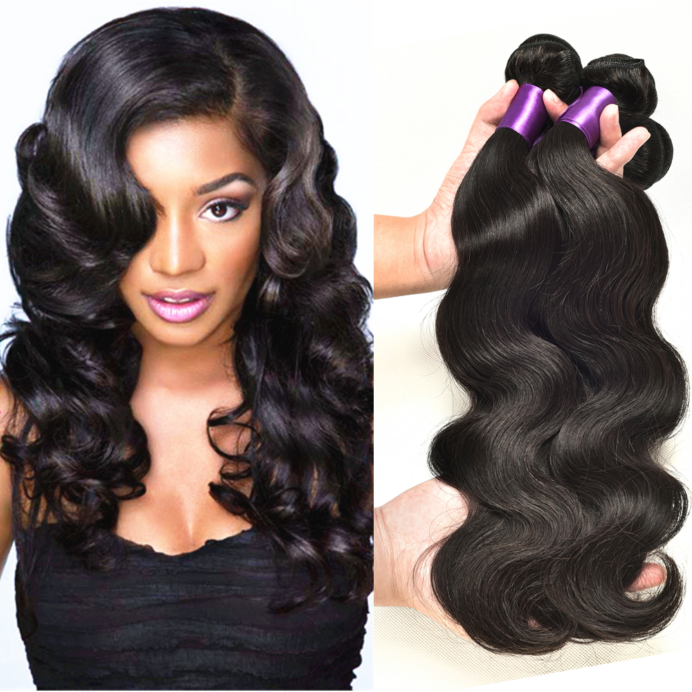 100% 9A Brazilian Body Wave Virgin Hair for sale in Jamaica ... 2b09f012537f