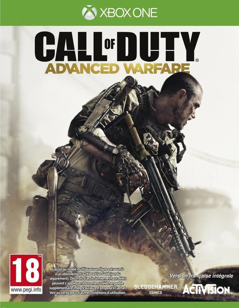 Call of Duty Advanced Warfare Xbox One 1