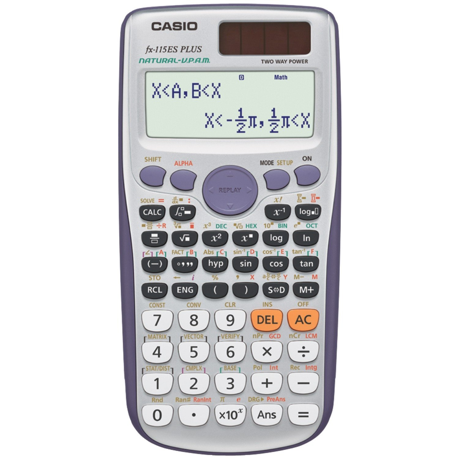 Natural Science Calculator Online