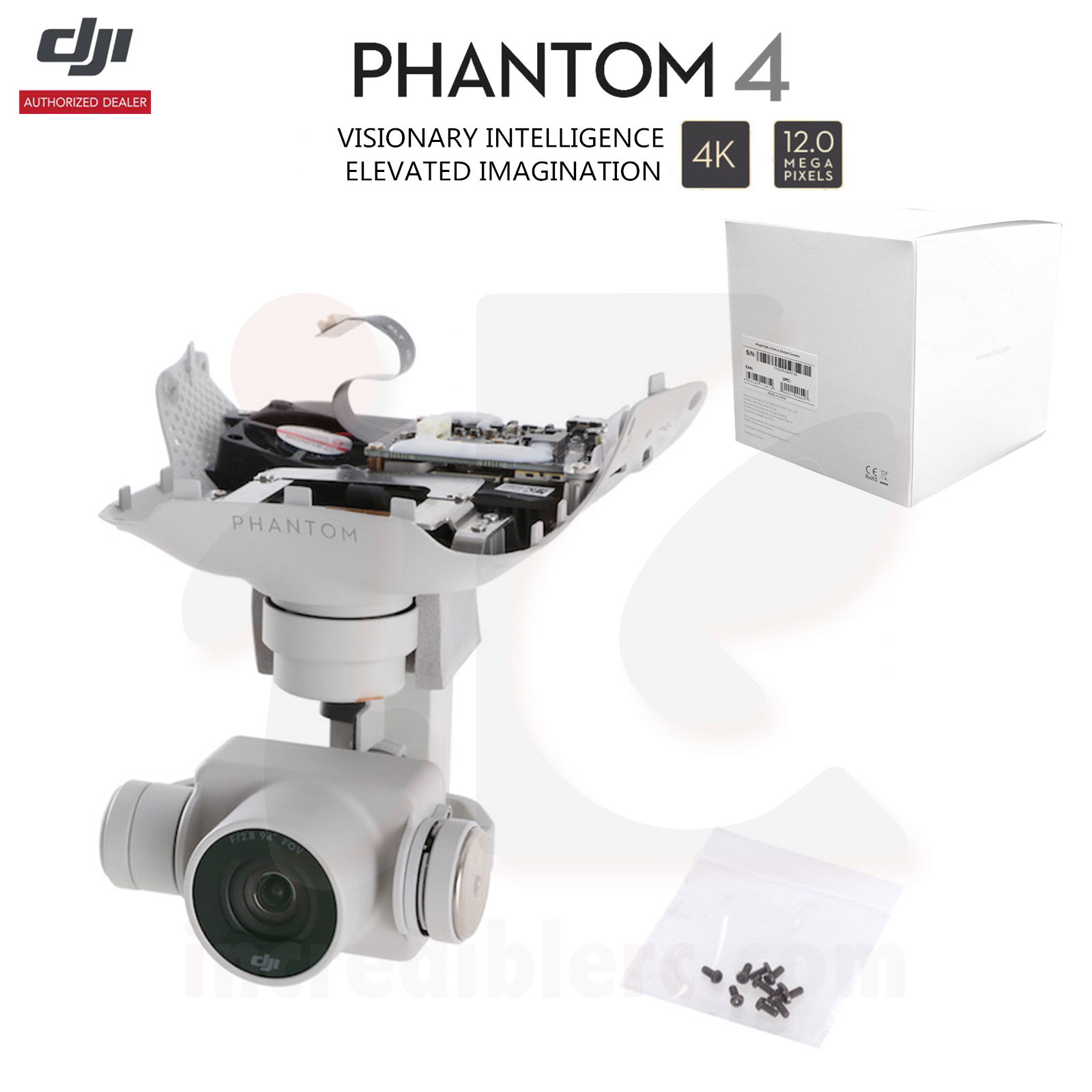 DJI Phantom 4 Drone Part 4 Gimbal Camera for Sale in ...