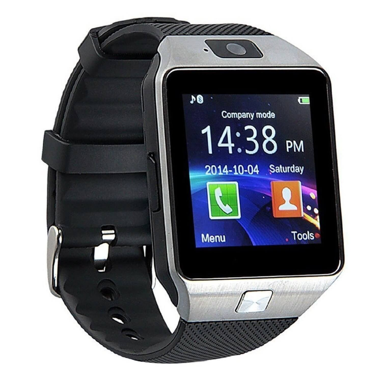 0eade8c95 2017 DZ09 Bluetooth Smart Watch SIM Card For Apple Samsung IOS ...
