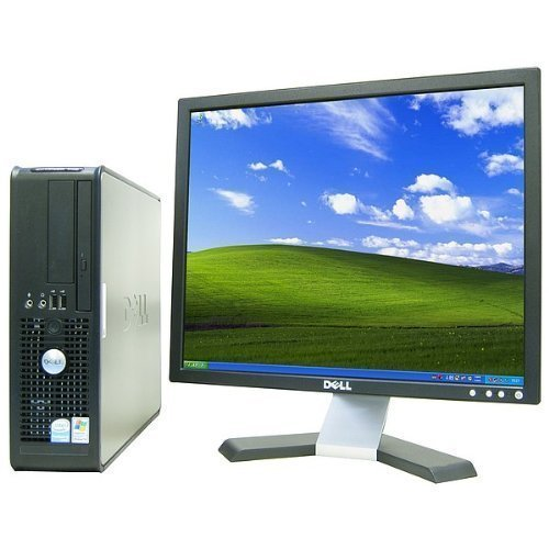Dell OptiPlex 745 Desktop Complete Computer Package with ...
