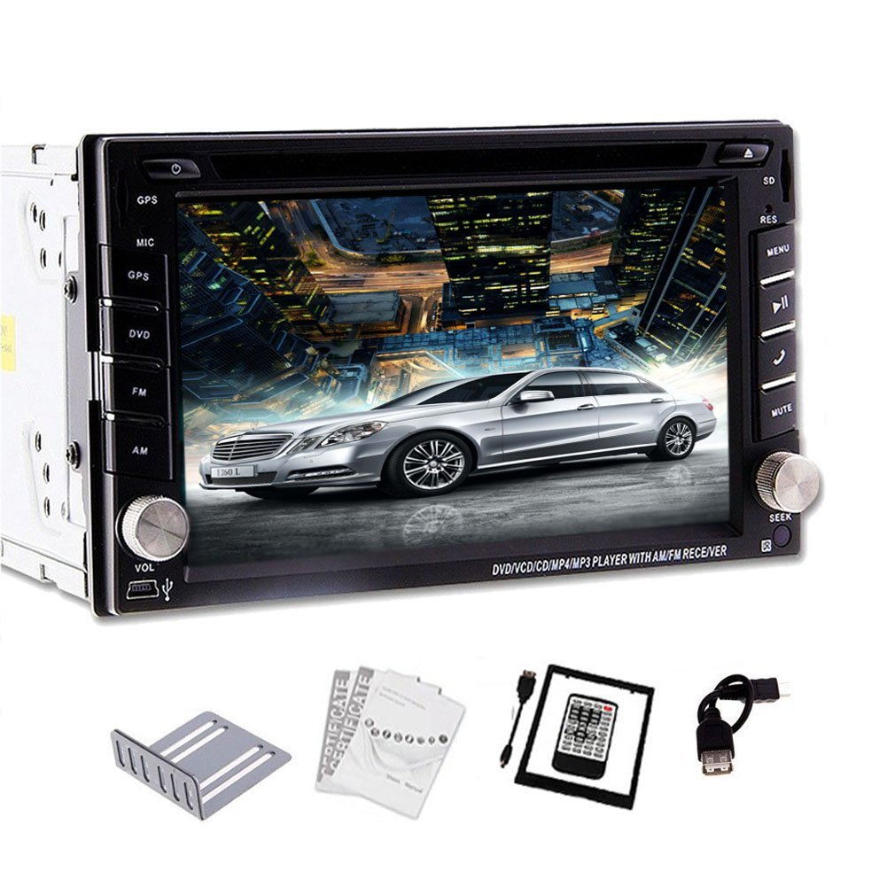 Double Din Car Stereos For Sale
