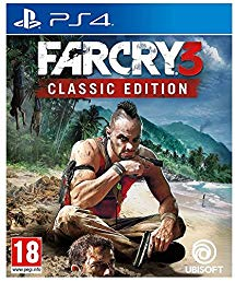 Far Cry 3 Classic Edition Play Station 4 For Sale In Jamaica Jadeals Com