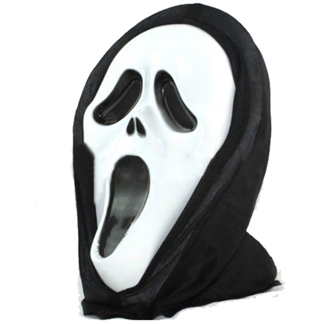 Ghost Face Creepy Scream Scary Movie Mask for Sale in Jamaica ...