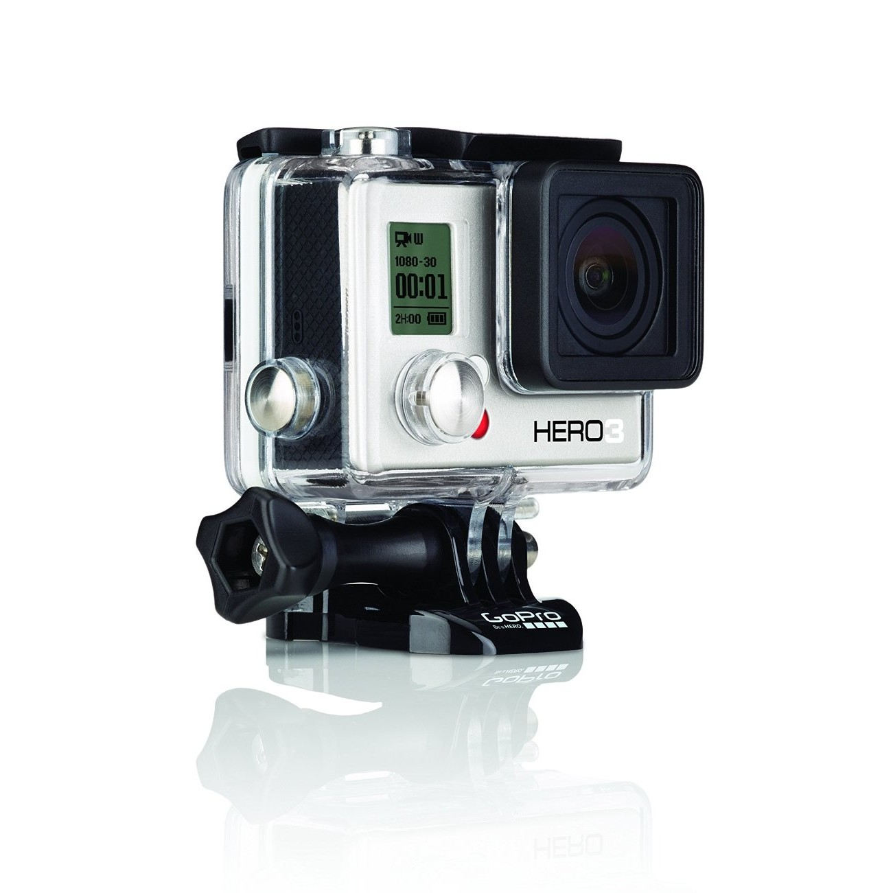 GoPro Hero 3 Black Edition With Extras  photovideo  by