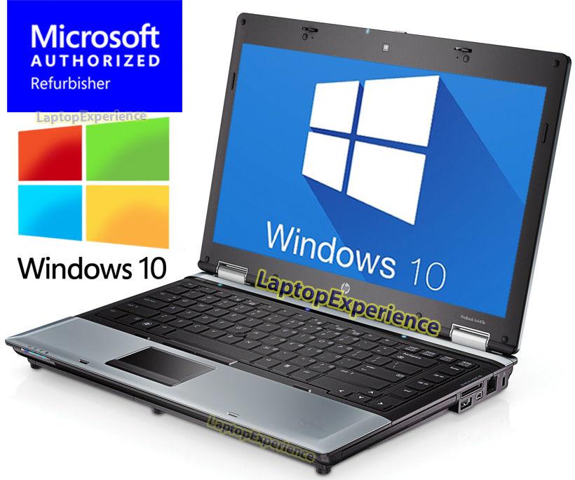 Hp Probook 6445b 14 Inch Windows 10 Laptop Computer For