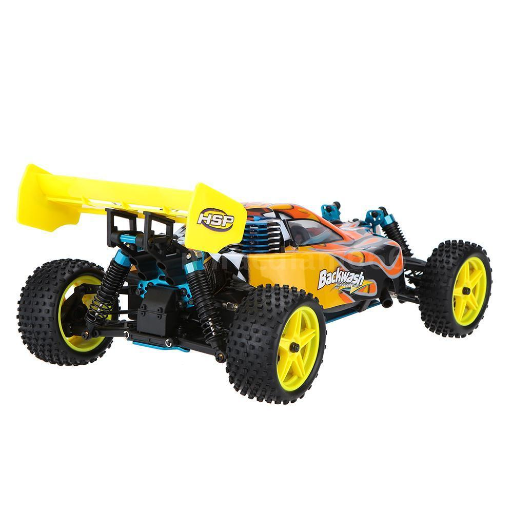 HSP Off-road Buggy Backwach Nitro Gas Powered 4WD RTR 1/10 ...