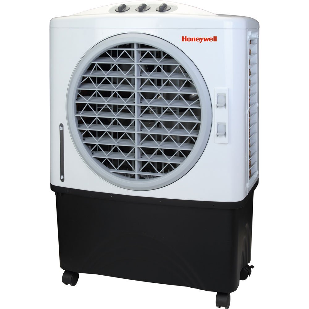 Evaporative Air Cooling : Honeywell co pm commercial indoor outdoor portable