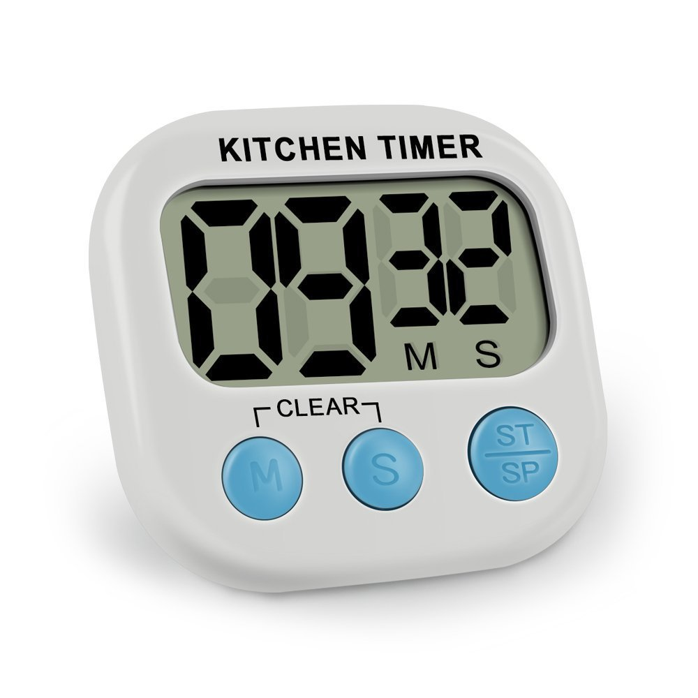 Kitchen Electric Lcd Alarm Timer