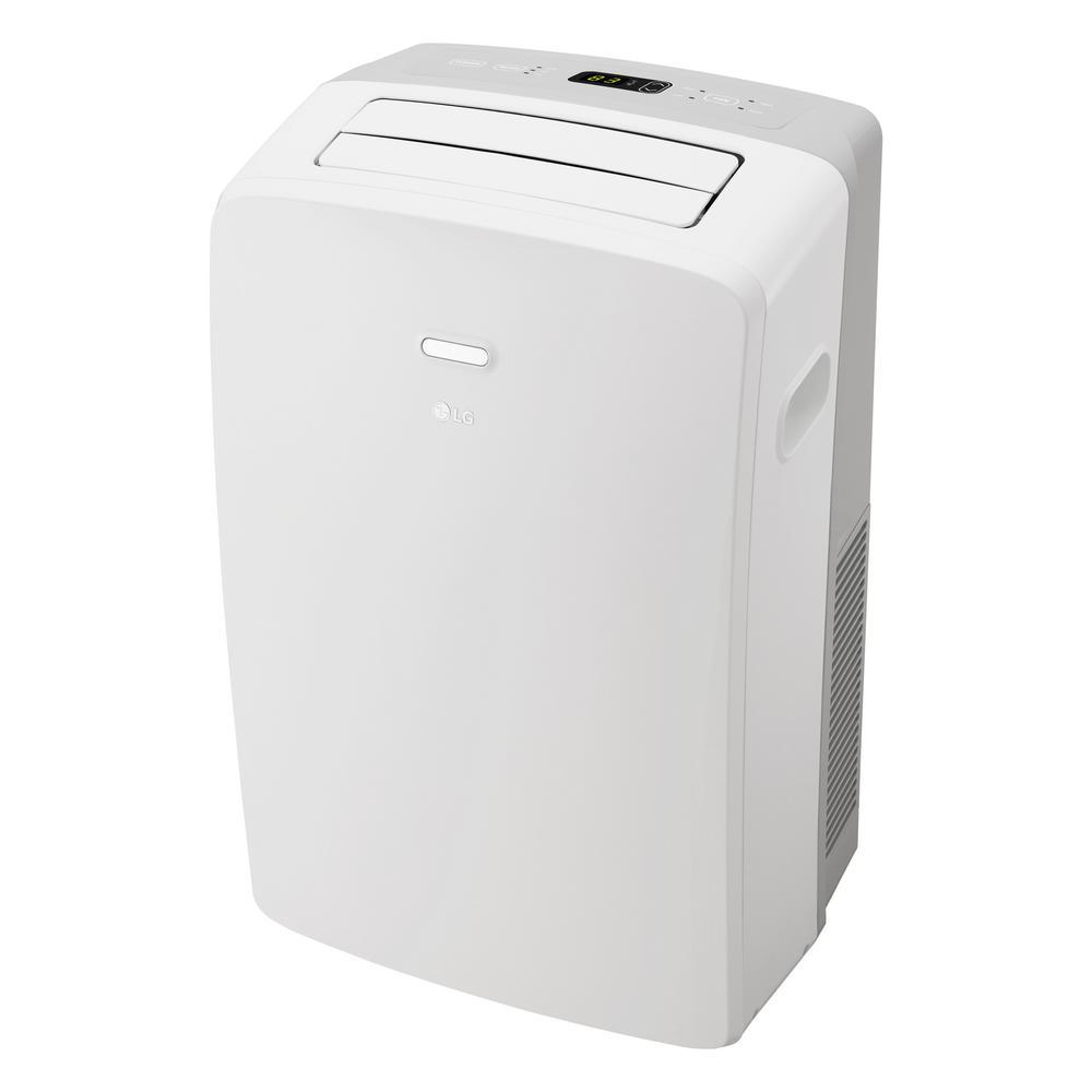LG Electronics 10,200 BTU Portable Air Conditioner AC and ...