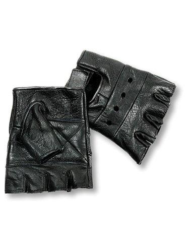 Men's Leather Fingerless Gloves for sale in Jamaica ...