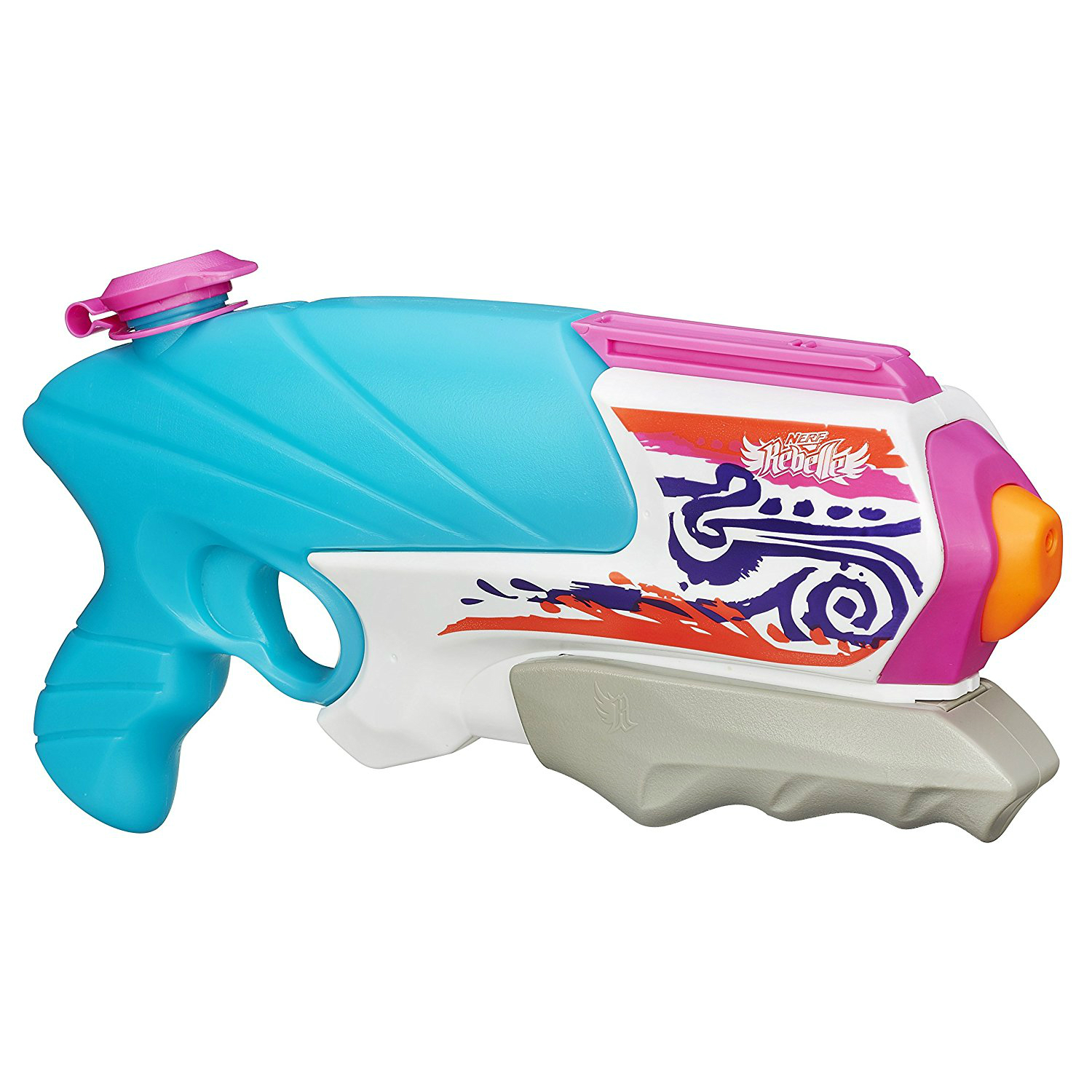 Nerf Rebelle Super Soaker Cascade Blaster Water Gun for ...
