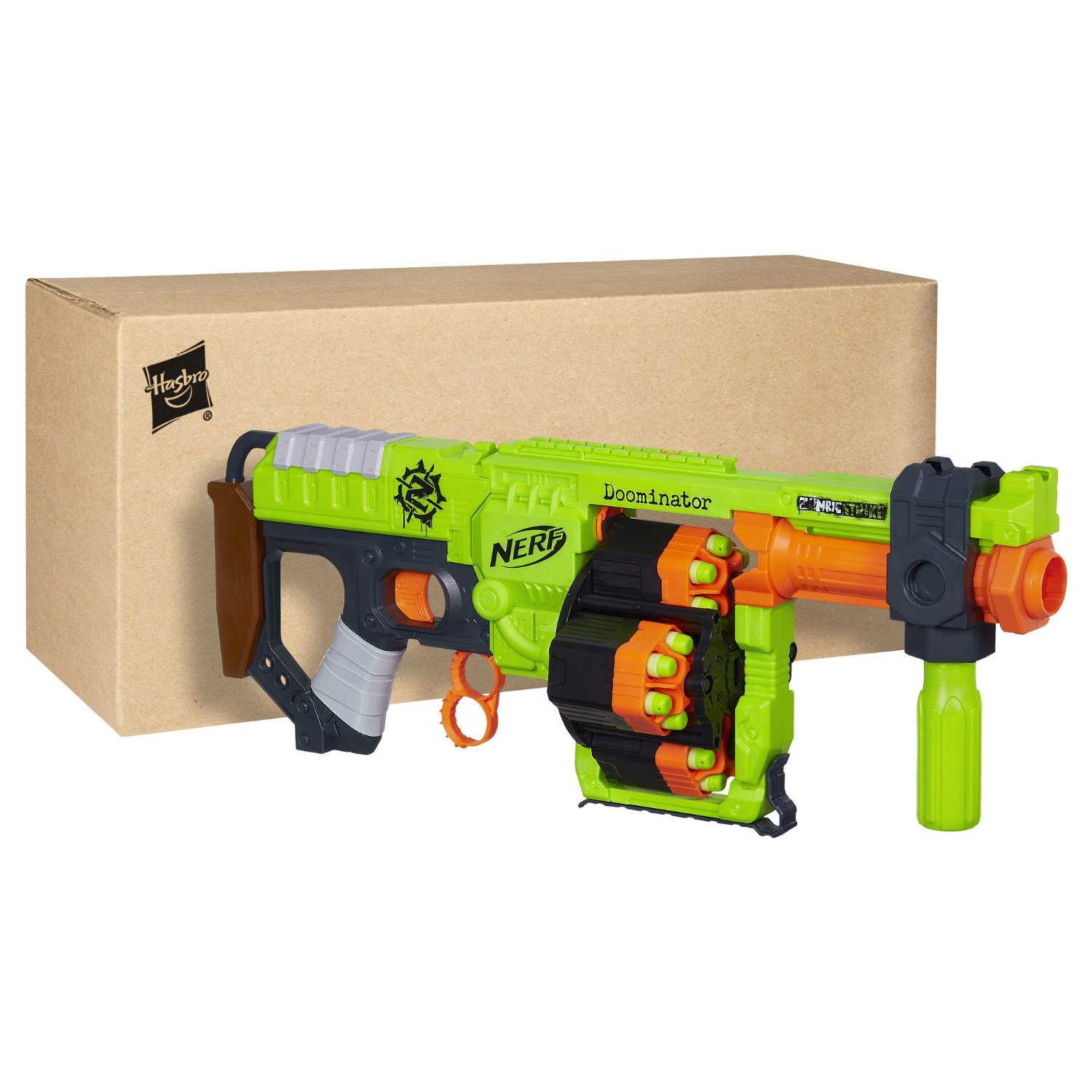 rc toys shop with Nerf Zombie Strike Doominator Blaster on Conservation as well Fast Lane Radio Control Mini Cooper furthermore dickietoys likewise Dji Phantom Aerial Uav Drone Quadcopter For Gopro in addition Playmobil Lion Knights Empire Castle 4865.