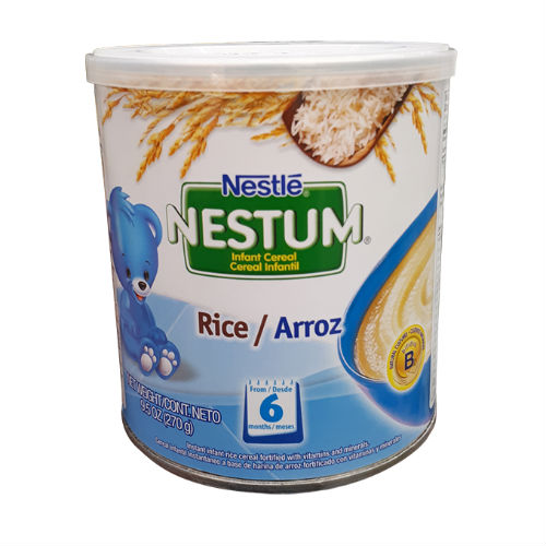 Nestle Nestum Infant Cereal For Sale In Jamaica