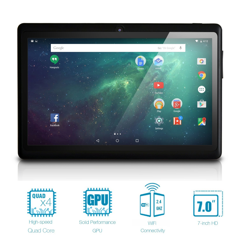 neutab 7 inch quad core google android 4 4 kitkat 8gb. Black Bedroom Furniture Sets. Home Design Ideas