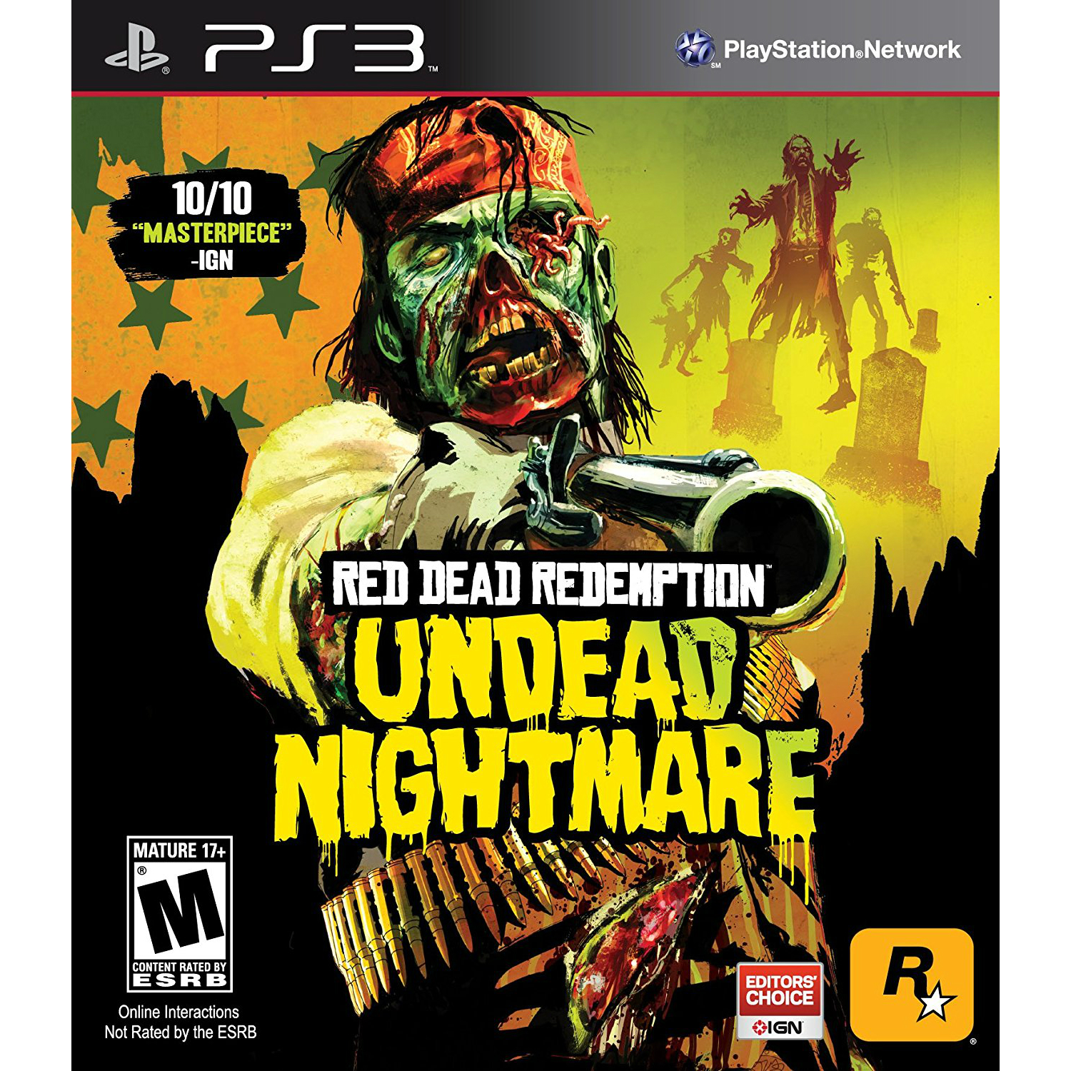 Red Dead Redemption® on PS3 | Official PlayStation™Store US