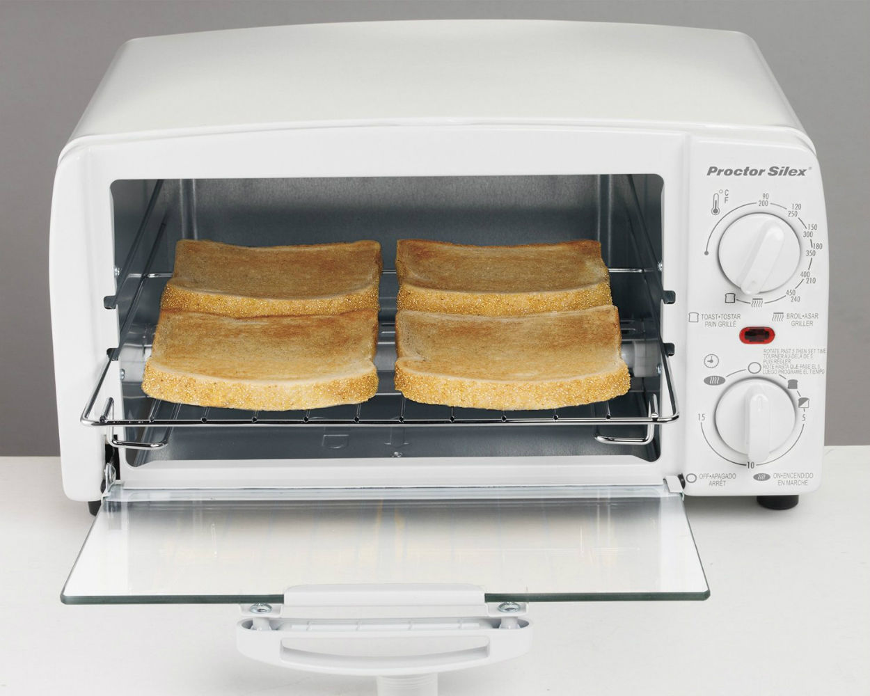 Proctor Silex Toaster Oven 31116 For Sale In Jamaica