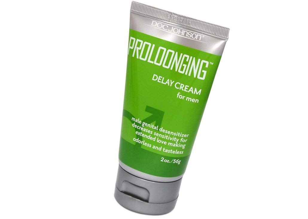 Penis resensitizing cream