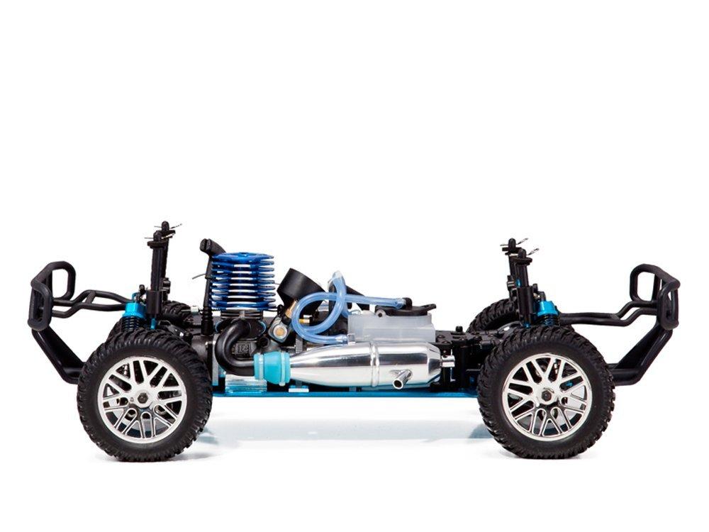 Redcat Racing Vortex Ss 2 Speed Desert Nitro Truck 1 10