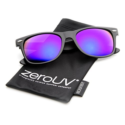 Reflective Colour Lens Sunglasses | JAdeals.com